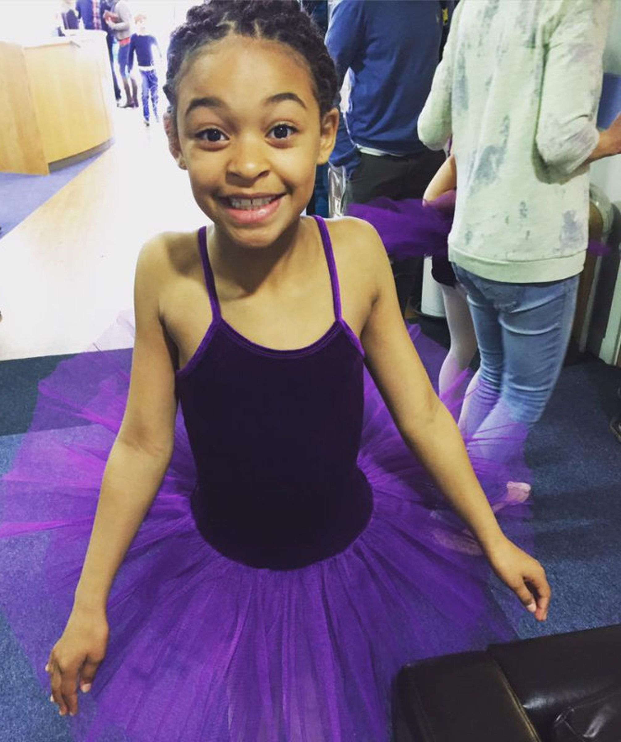 Mum Says Ballet School Made Daughter Feel 'Singled Out For Her Skin