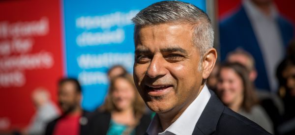 London Mayoral Election Result: Sadiq Khan On Course For Victory According To Real Time Vote Counter