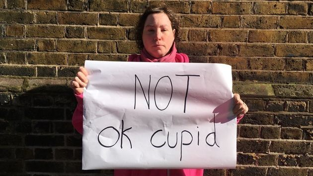 Hundreds have signed a petition, created by Mencap'sCiara Lawrence (pictured), calling on OkCupid...