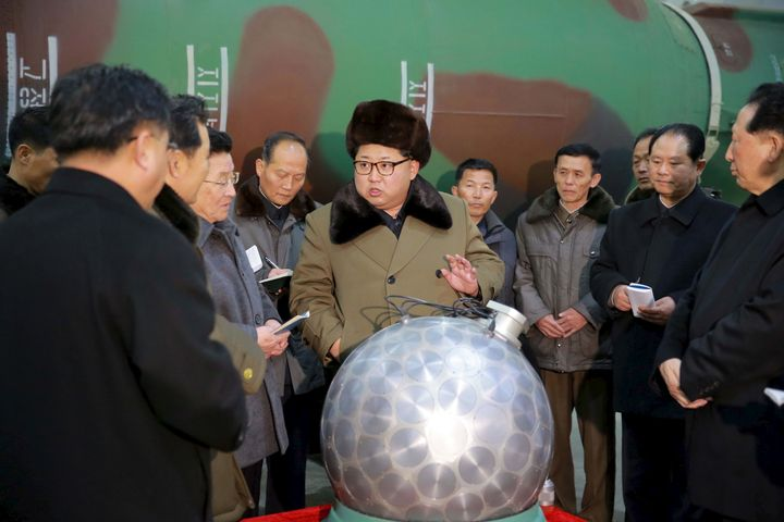 North Koreahas grown increasingly isolated over its pursuit of a nuclear program, which led to the UN's tightening sanc