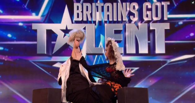 'Britain's Got Talent': Anne Klinge Sweeps Judges Off Their Feet With Unusual Puppetry