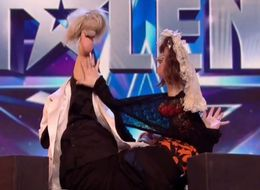 Unusual Puppetry Act Sweeps 'BGT' Judges Off Their Feet