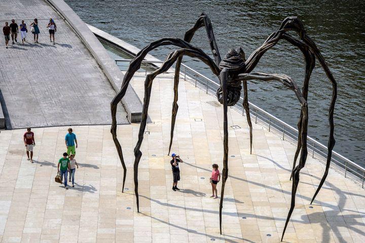"Louise Bourgeois, ""Spider Maman,"" circa 1999"