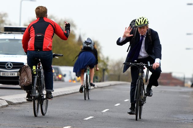 Bye Bye Boris: A Farewell To Boris Johnson, London's Funniest