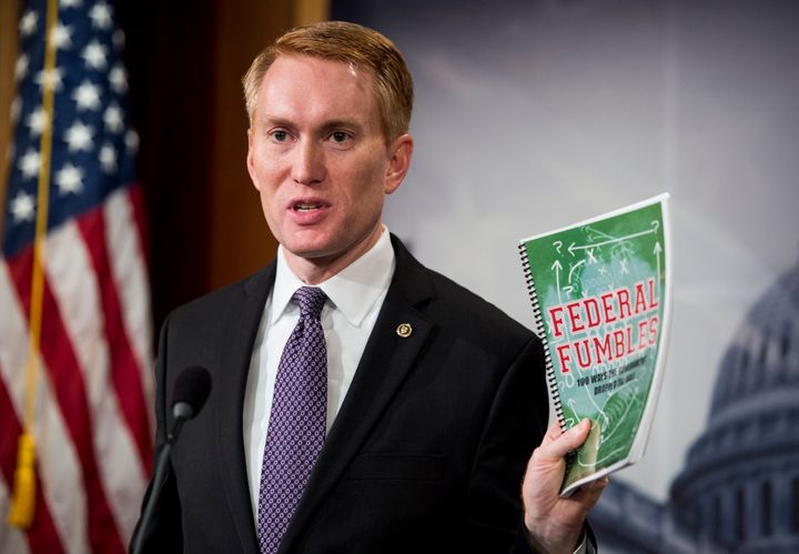 Sen. James Lankford (R-Okla.) wants a hearing on the Social Security Administration's new plan for its disability backlog.