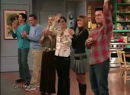 What It Was Like For The 'Friends' Cast To Film That Intensely Emotional Finale