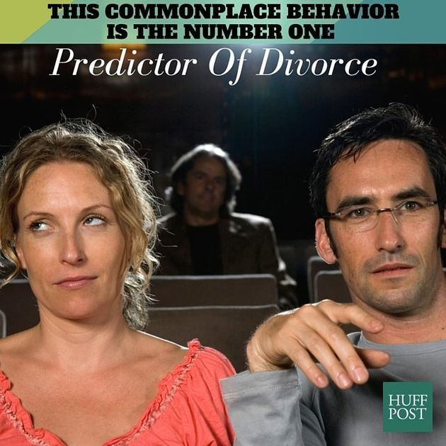 This Behavior Is The #1 Predictor Of Divorce, And You're Guilty Of