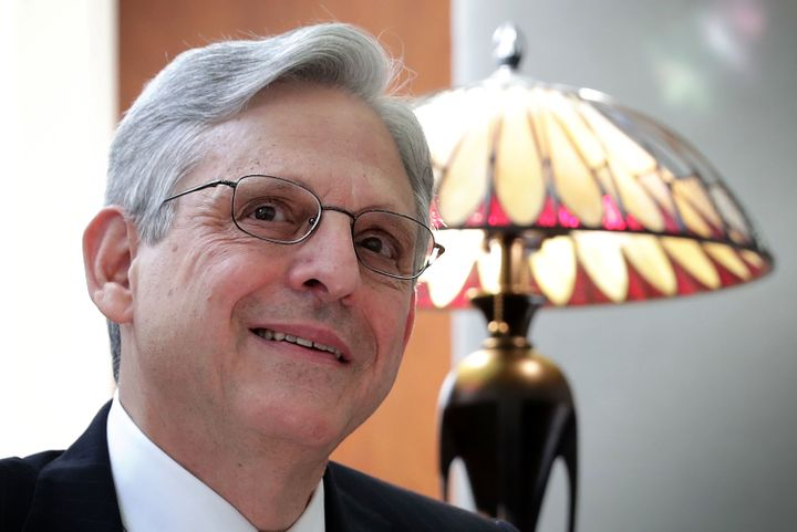 "Judge Merrick Garland is described as ""highly qualified,"" if not indeed ""exceptionally highly qualified,"" to sit on the"