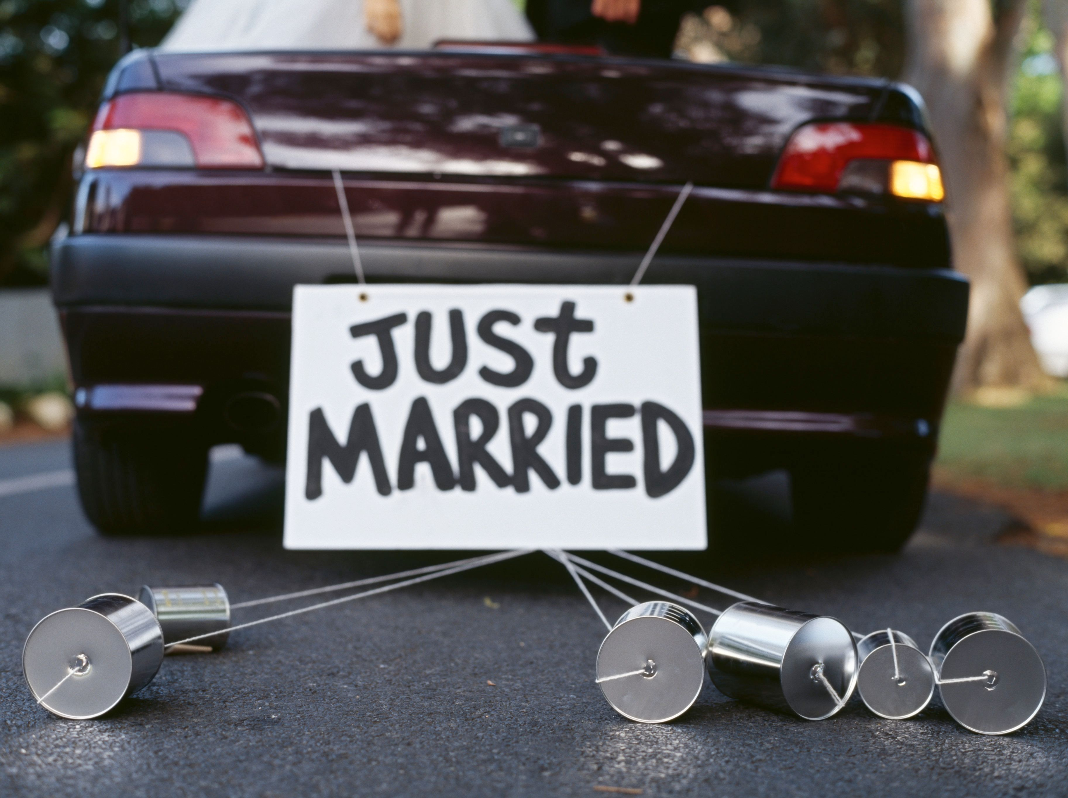 Everyone loves to give advice to newlyweds -- but not all of it is good. Here are the