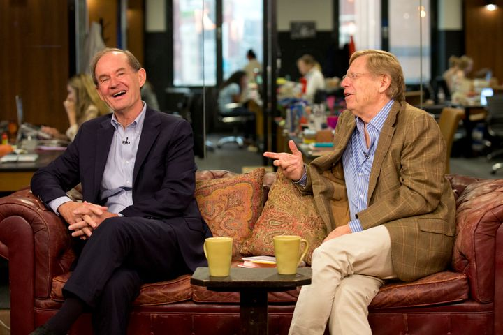 David Boies and Ted Olson went from professional opponents to teammates when they joined forces to defeat California's same-s