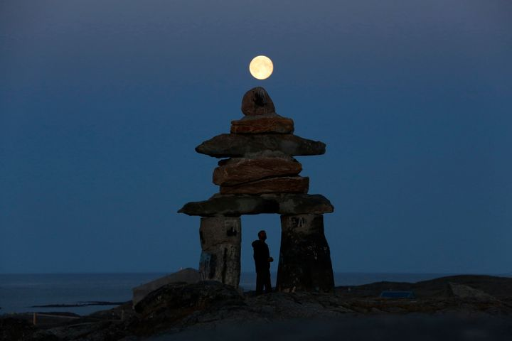 In 2011, 63.3 percent of Canada's Inuit population reported they could conduct a conversation in Inuktut, according to