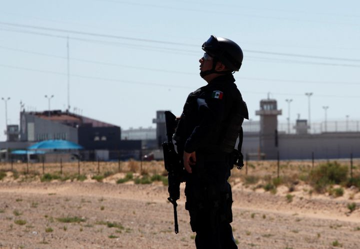 On Saturday, Guzman was moved from a jail in central Mexico to a prison in Ciudad Juarez, a northern city on the U.S. border,