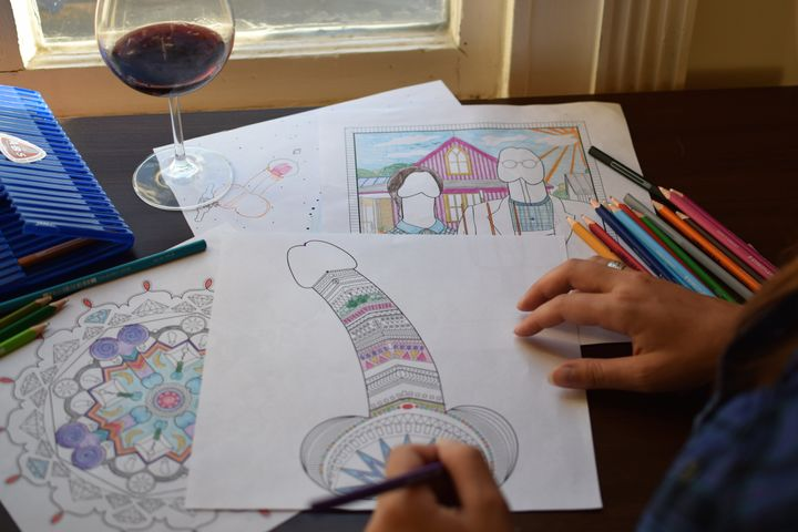 How to make a coloring book :: turtletown.org
