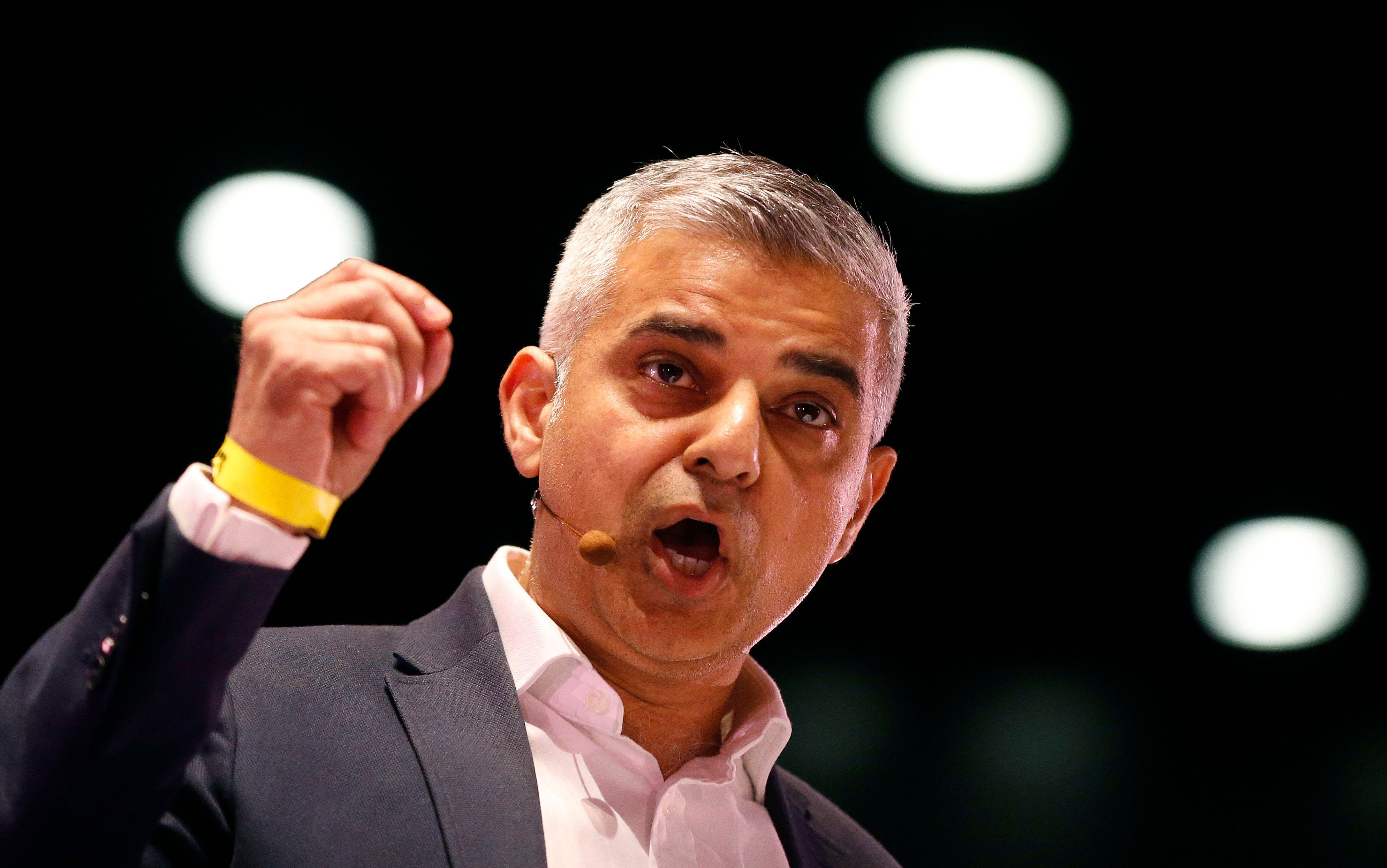 Sadiq Khan sent a strong message to Jeremy