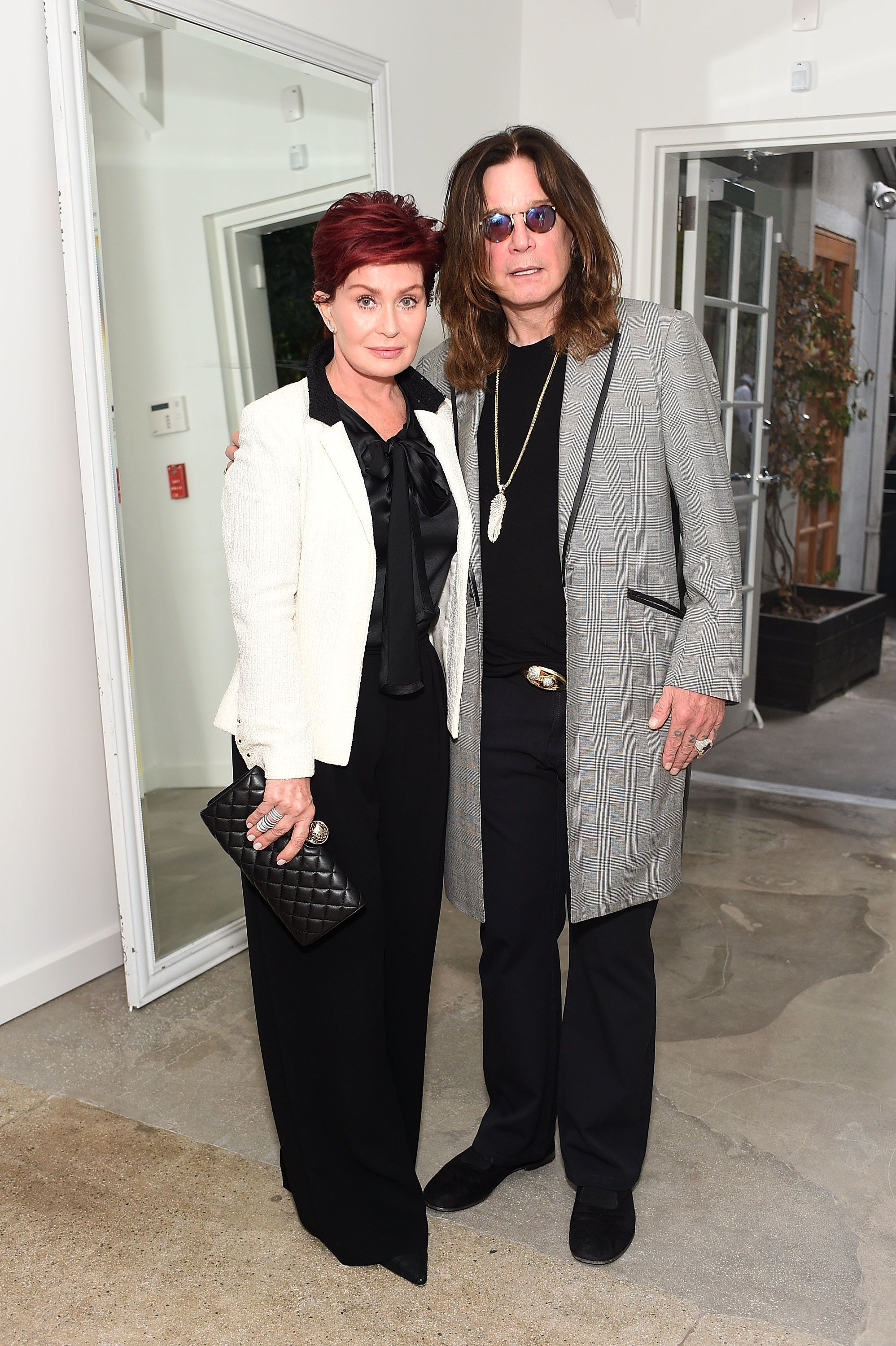 Sharon And Ozzy 'Split' Amid Cheating
