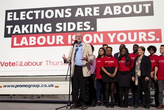 Sadiq Khan Tells Jeremy Corbyn Labour Must Focus On More Than 'Core