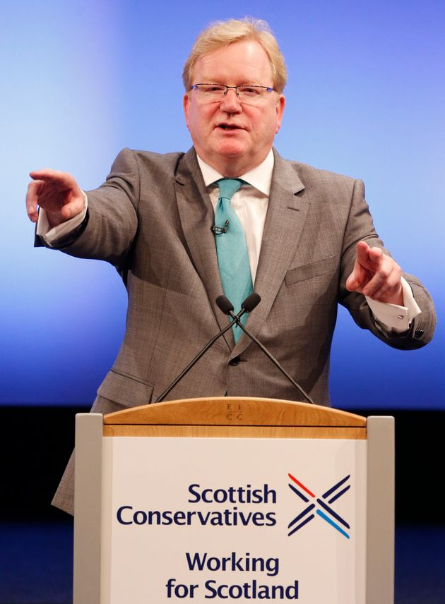 Scottish Conservative deputy leader Jackson Carlaw said the SNP would be 'incredibly foolish' to stage...