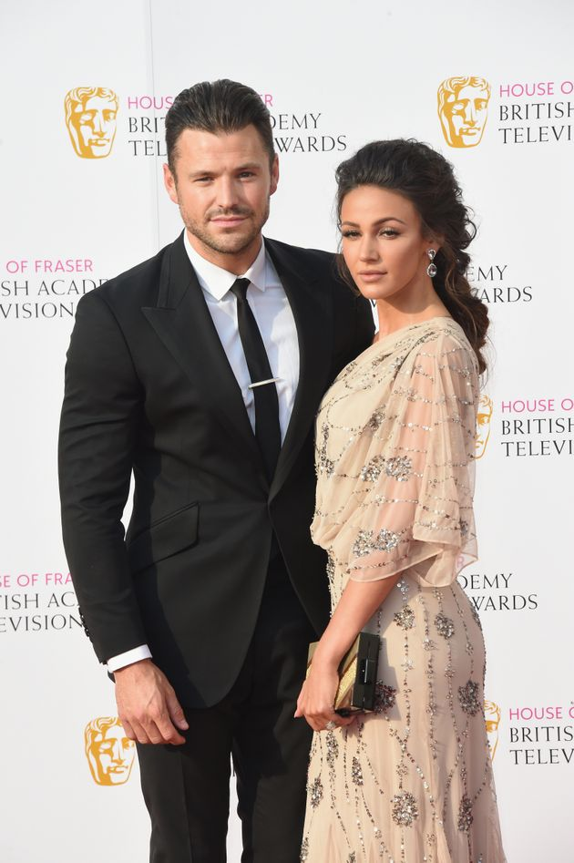 TV BAFTAs 2016: Michelle Keegan And Mark Wright Rule The Red