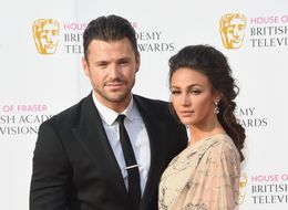 Michelle Keegan And Mark Wright Rule The TV BAFTAs Red Carpet