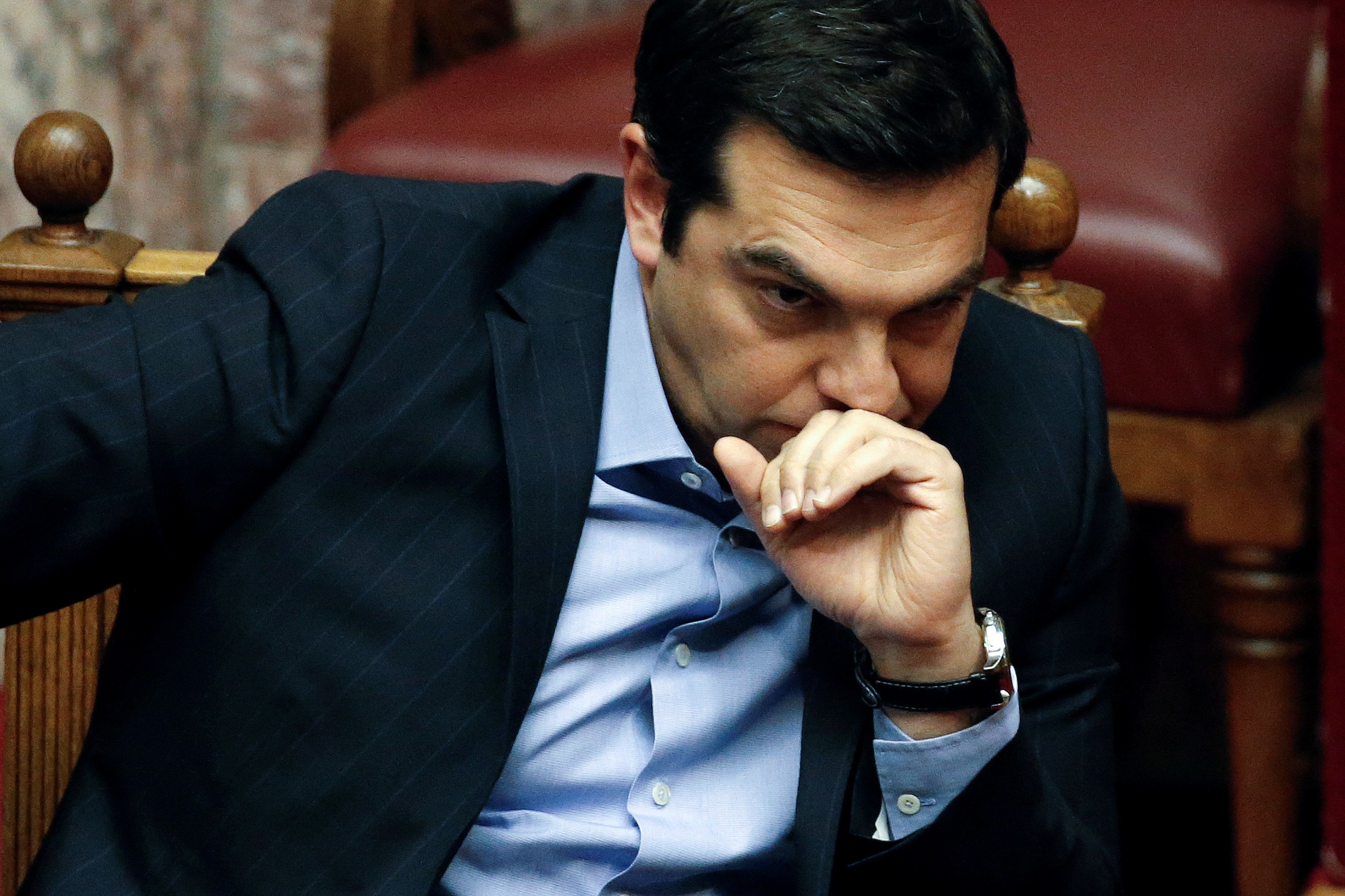 Prime Minister Alexis Tsipras' government was re-elected in September on promises to ease the pain of austerity for the