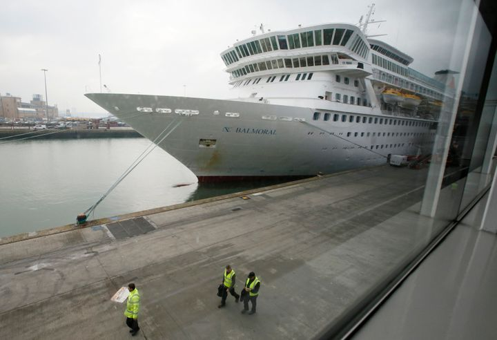 More than 150 passengers on the cruise ship Balmoral took ill with norovirus during its latest trip.