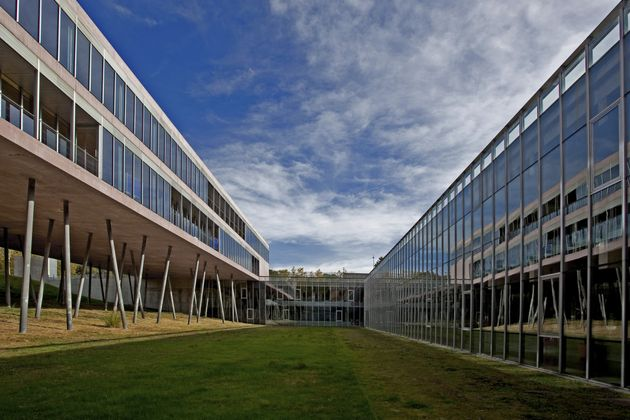The university is connected to Complutense, University of Madrid