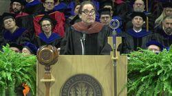 Oscar-Winning Director Stuns Graduates With Dropout