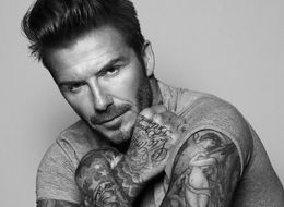 David Beckham Is Creating A Men's Skincare Range