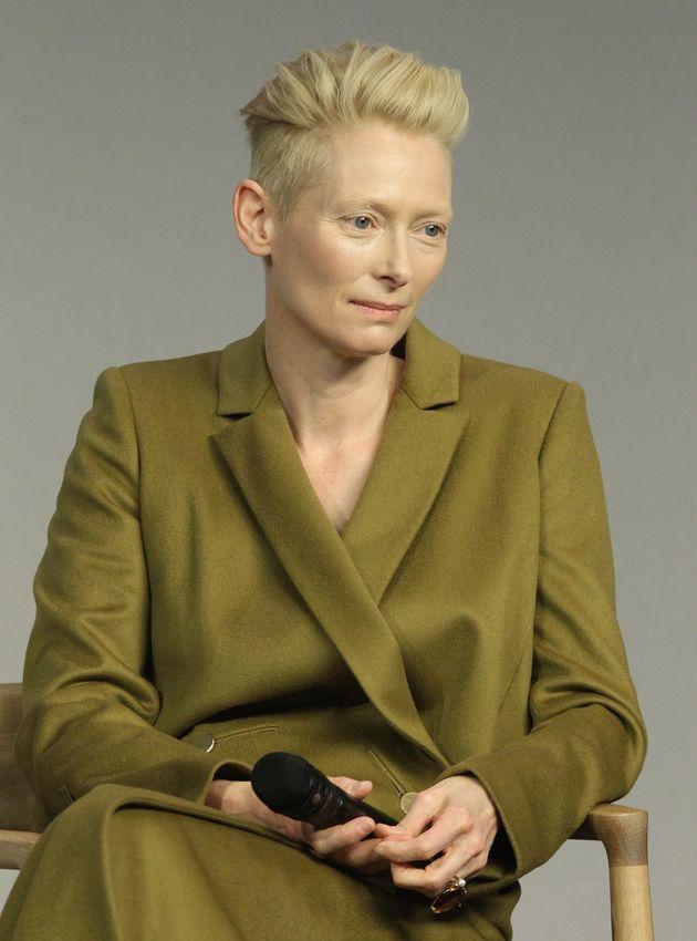 Tilda Swinton is playingThe Ancient One in 'Doctor