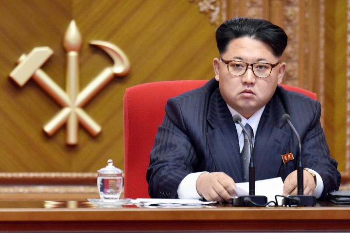 North Korea's state news agency says the country will strengthen its self-defensive nuclear weapons capability in d