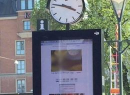 Hackers Force City To See 'Incredibly Hardcore Porn' On Bus Stop Screens