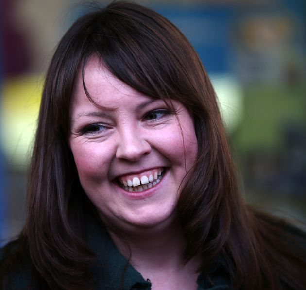 Natalie McGarry made the apology after being threatened with legal