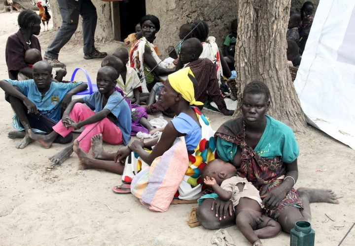 The United NationsWorld Food Programme warned on Monday that as many as5.3 million people in South Sudan may face
