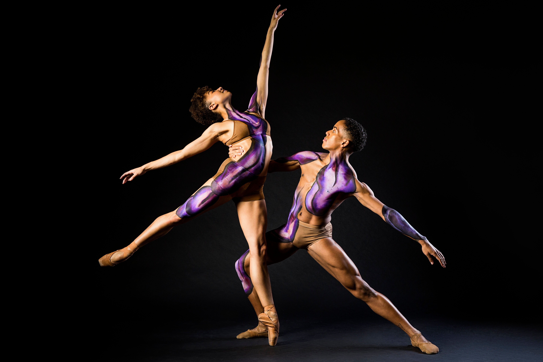 Black dance Nude Photos 23