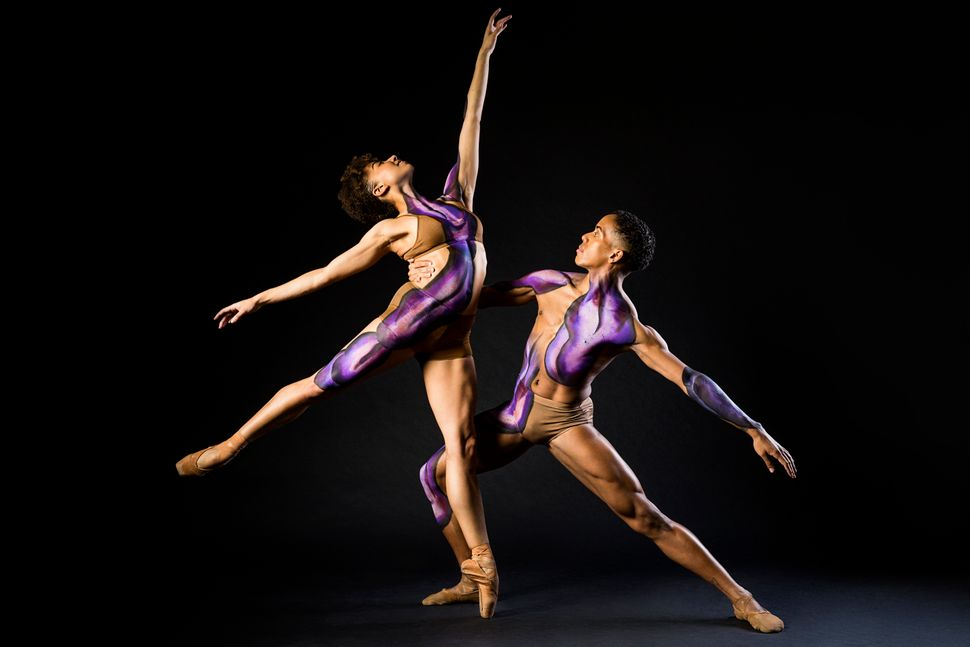 The Black Iris Project Is Exploring History Through Dance