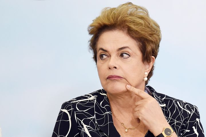 The acting speaker of the Brazil's lower house annulled the impeachment process against President Dilma Rousseff.