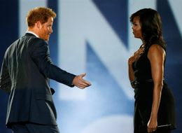 Prince Harry And FLOTUS Are The Mental Health Heroes Of Our Dreams