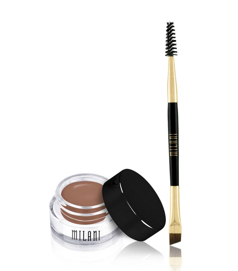 "Milani Stay Put Brow Color helps achieve the ""the power brow,"" with ease."