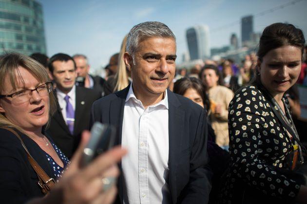 Sadiq Khan's Election As London Mayor Branded 'Historic' By White
