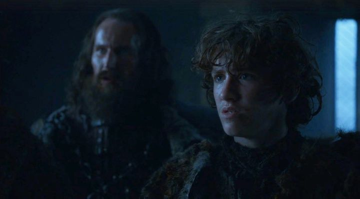 'Game Of Thrones' Star Art Parkinson Shoots Down Shaggydog ...