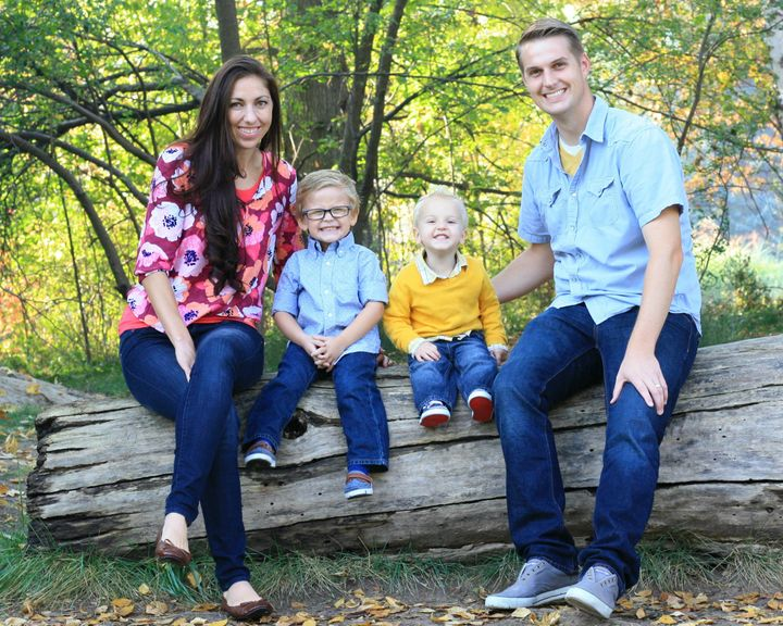 The Blakes adopted two sons. The first joined their family about eight months after they were approved for adoption. They adopted their second son two years after that.