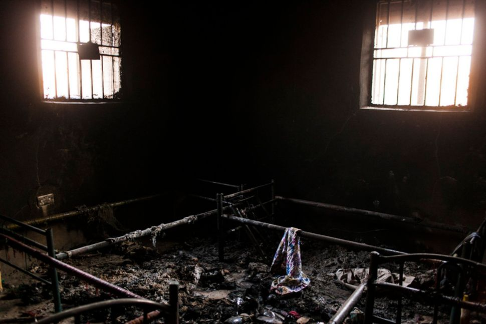On Dec.16 SPLA government soldiers looted and burned the homes of Nuer people in the Juba neighborhood of Munuki West, South