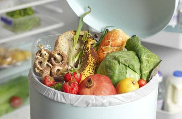 Britons throw millions of tonnes of food away every