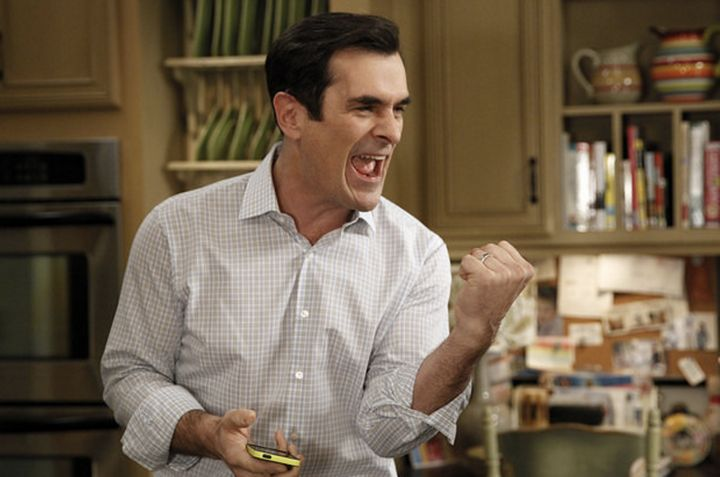 """Ty Burrell as Phil Dunphy on """"Modern Family."""""""