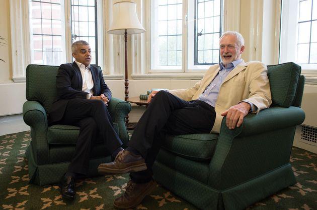 Sadiq Khan Tells Jeremy Corbyn: No Such Thing As 'Glorious