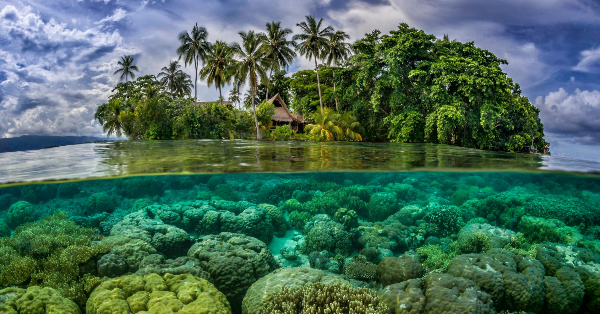 Rising Sea Levels Swallow 5 Pacific Islands Huffpost