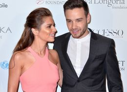 Loved-Up Cheryl And Liam Make It Official