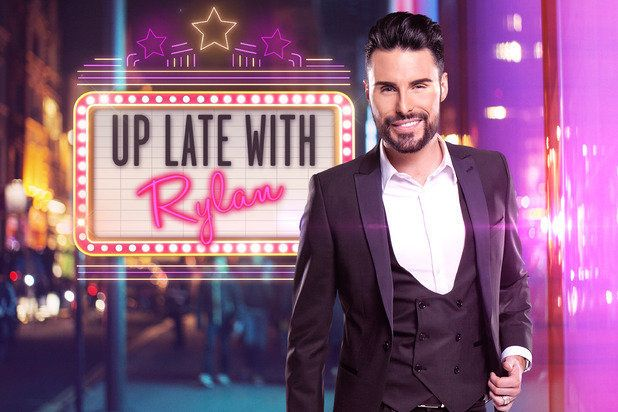 'Up Late With Rylan' received a mixed reaction from