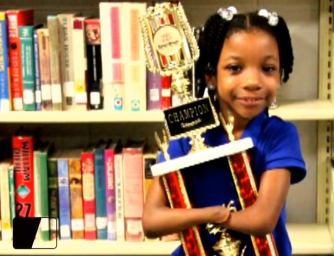 Inspirational Seven-Year-Old Born With No Hands Scoops First Place At National Handwriting