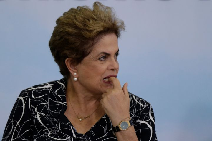 The acting speaker of Brazil's lower house of Congress revoked his decision to annul the chamber's impeachment vote against P